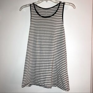 Athleta Silk Blend Racerback Athletic Tank